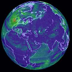 VIENTOS EN DISTINTOS NIVELES Y CORRIENTES OCEÁNICAS