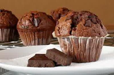 Resep Membuat Muffin Cokelat Special Enak