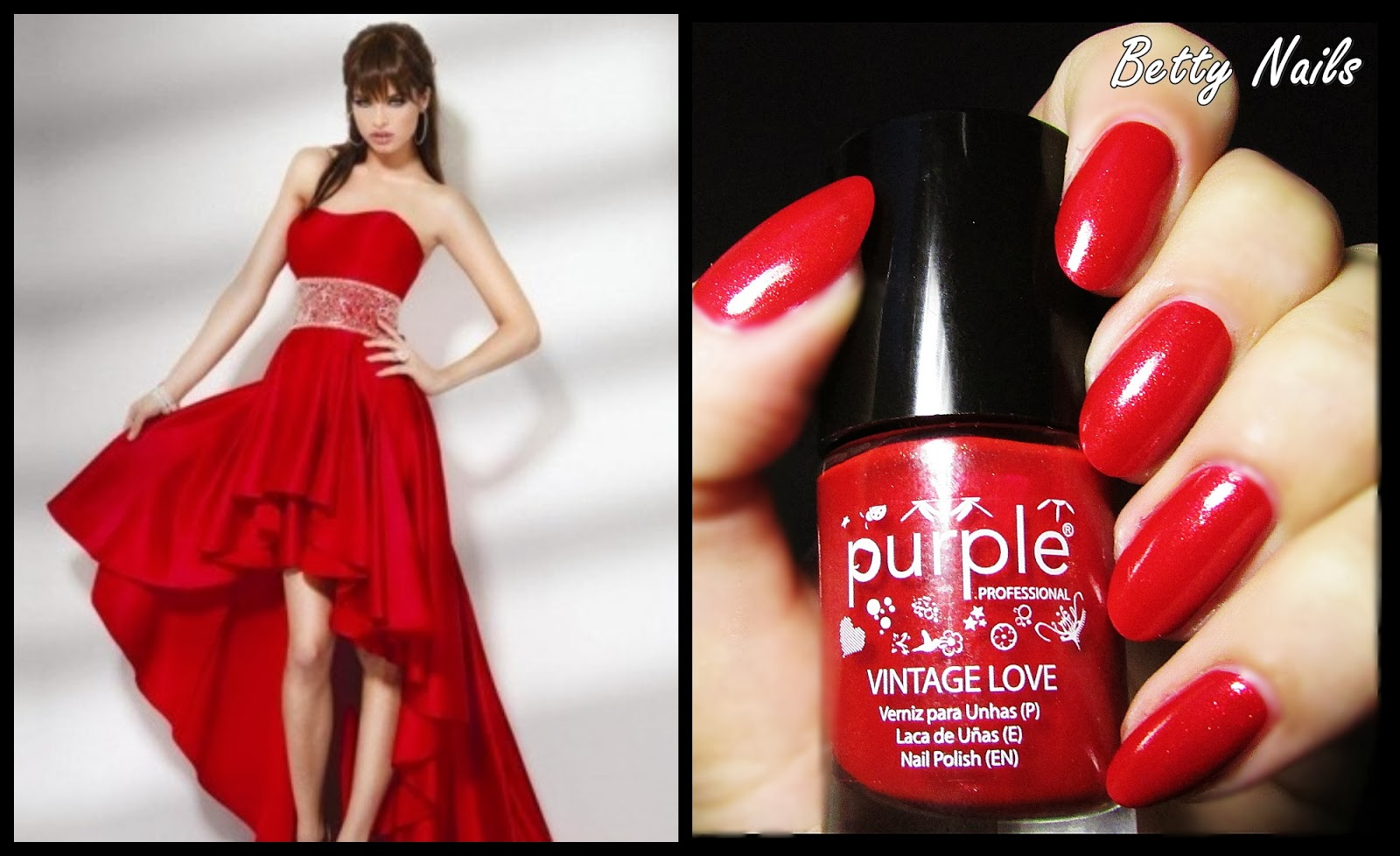Nail Ideas For Red Dress The Best Inspiration For Design And Color