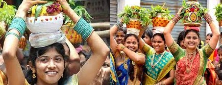 Now Bonalu Festival is a Telangana State Festival