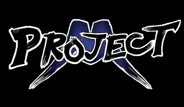project m 30 logo vectored and free of errors
