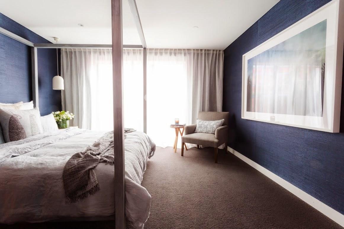 Lime Mortar The Block Week Master Bedroom Dressing - The block bedroom designs