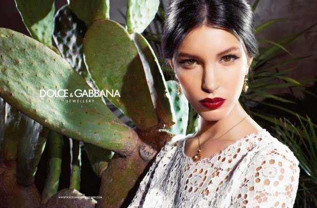 Kate-King-Dolce-And-Gabbana-Jewelry-Campaign