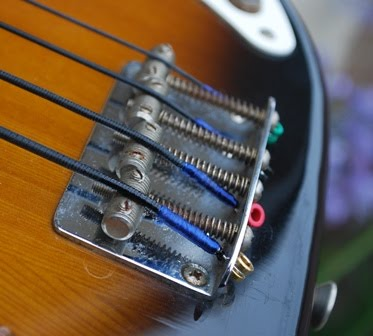 Rex and the Bass: D'Addario ETB92 Nylon Tapewound Bass Strings