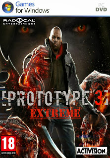 Download Prototype 3 PC Game Rip Compressed - A2ZPCStuffs