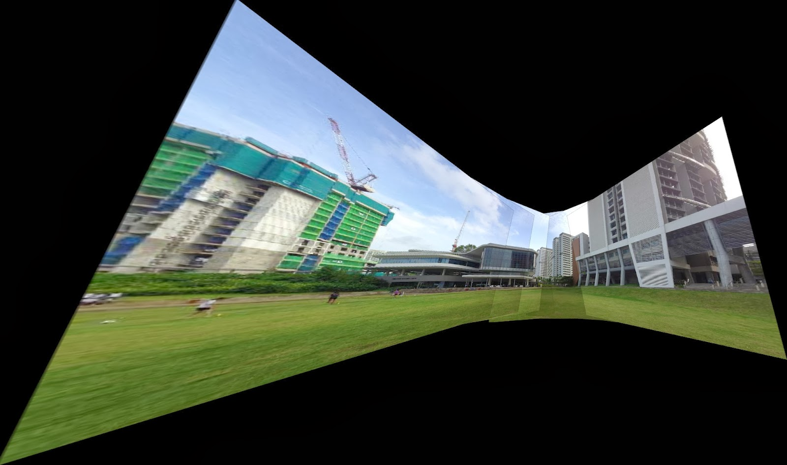 Multiple Images/ Panorama Stitching with Python OpenCV   Dawin's Project