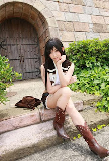 Final Fantasy VII Tifa Lockhart Cosplay by Aira