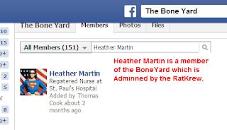Heather Martin and The DarkNet Child Trafficking Scammer