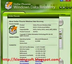 Free Downlaod Stellar Phoenix Windows Data Recovery Professional 6.0.0.1