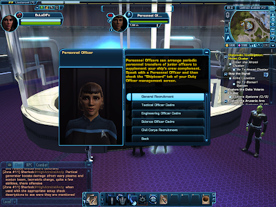 Star Trek Online - Personnel Officer