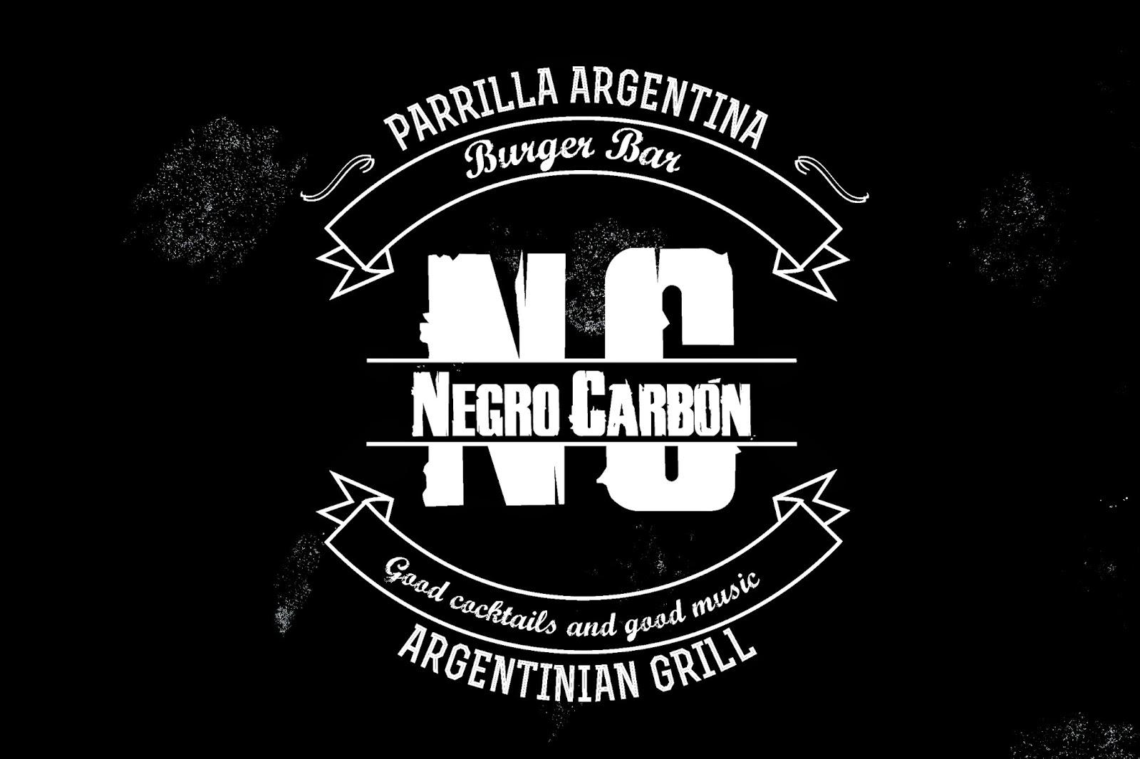 negro carbon restaurante