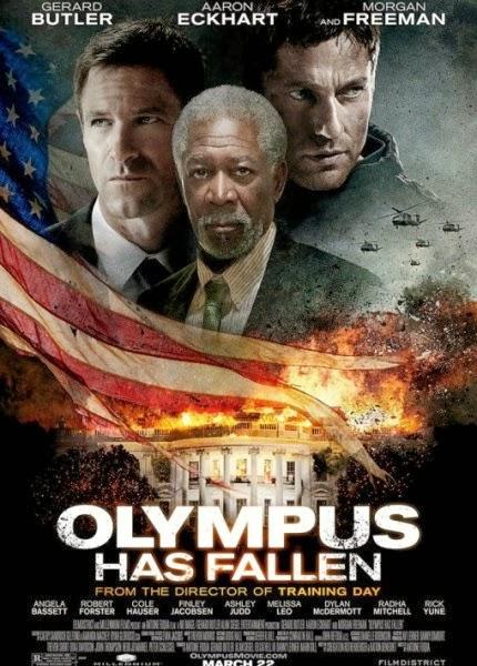 Kod Adı Olympus 2013 izle