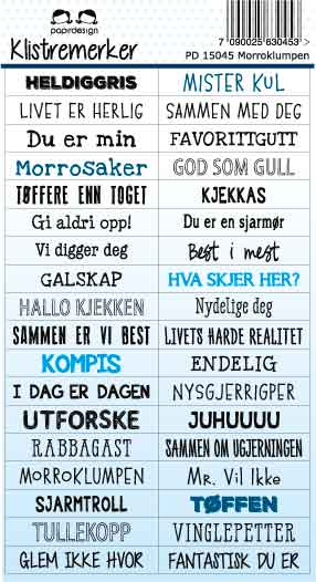 vanskelig norske ord