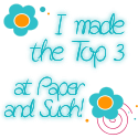 Paper and Such Top 3