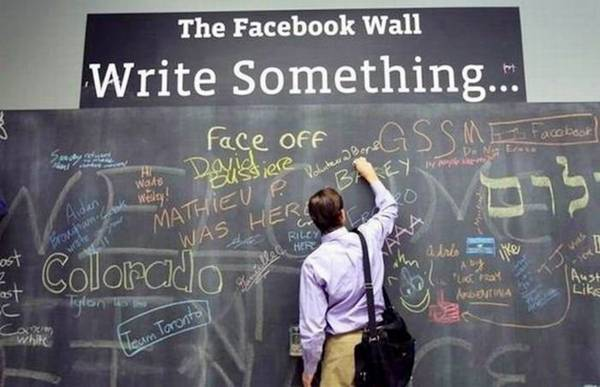 Facebook Office in California