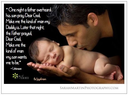 The Single Father\'s Guide: Ten More Favorite Father Quotes
