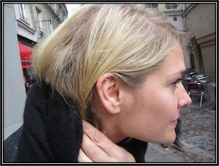 Style de la semaine Amandine Blier