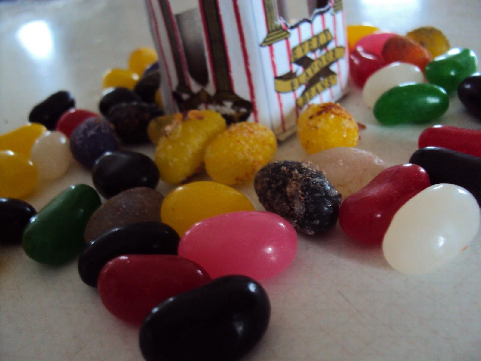 Harry Potter Paraphernalia Bertie Botts Every Flavour Beans Recipe
