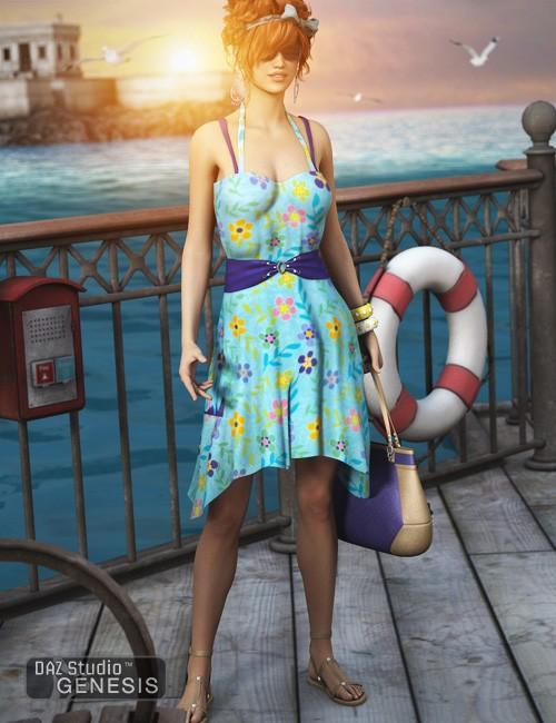Sunshine for Summer Dress