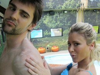 Big Brother 15 Nick and GinaMarie Showmance