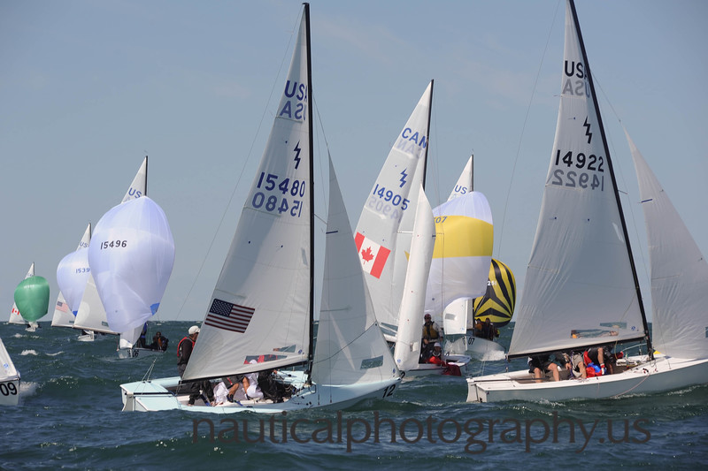 Montreal Sailing Update Montreal Lightning Team 10th At