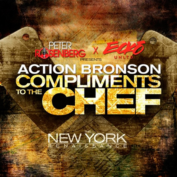 Action Bronson - Compliments To The Chef
