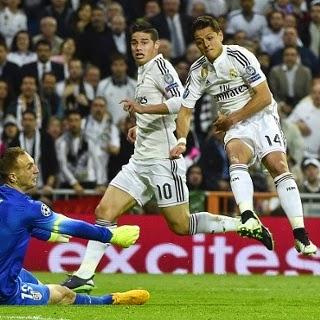 Real Madrid vs Atletico Madrid 1-0 Video Gol