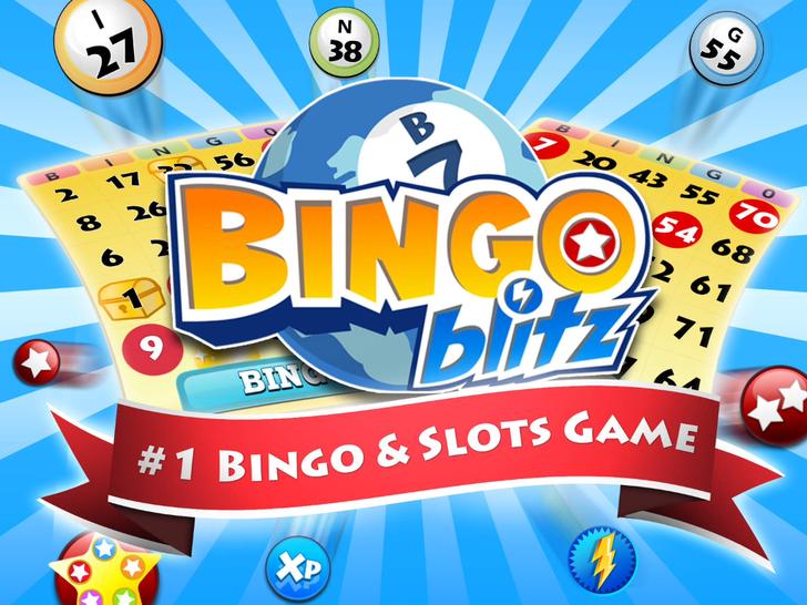 BINGO Blitz - FREE Bingo + Slots App iTunes App By Buffalo Studios - FreeApps.ws