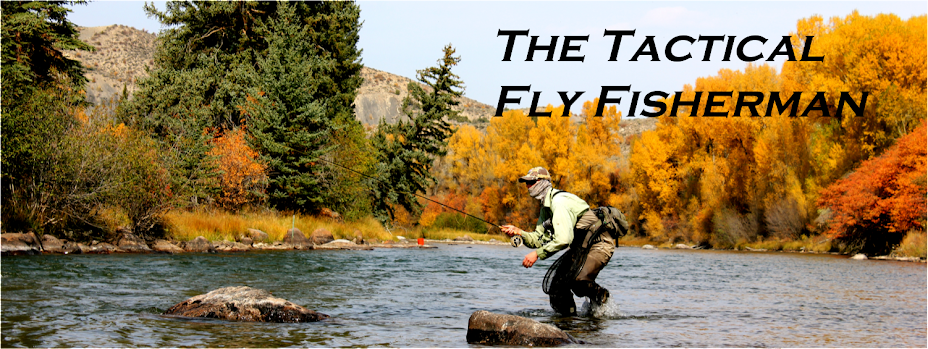 The Tactical Fly Fisherman