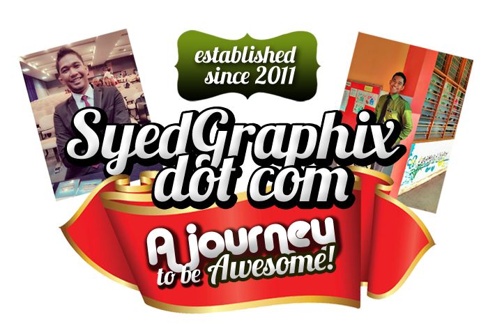 SyedGraphiX | A Journey to be Awesome! |