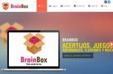 BrainBox: acertijos, juegos de lógica, adivinanzas, e ilusiones ópticas para ejercitar la mente