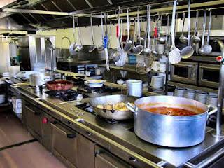 cocina caliente