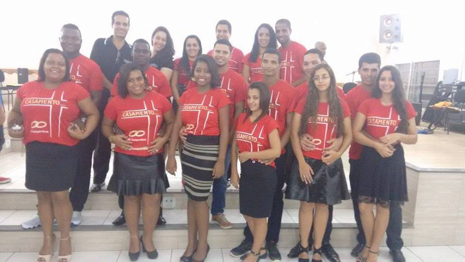 FORMATURA DO ONE - CURSO DE NOIVOS