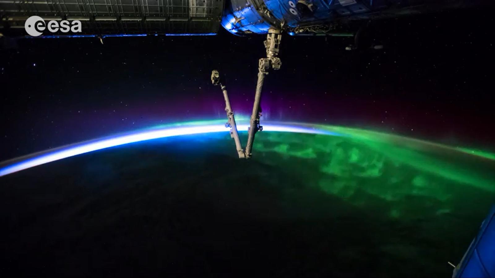Il nostro bellissimo pianeta in questo eccezionale video in 4K ripreso dalla Stazione Spaziale Internazionale