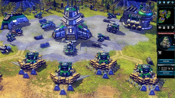 Battle Worlds Kronos PC Game Screenshot 2 Battle Worlds Kronos FLT