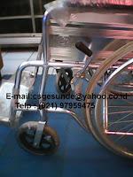 harga kursi roda dari bahan alumunium