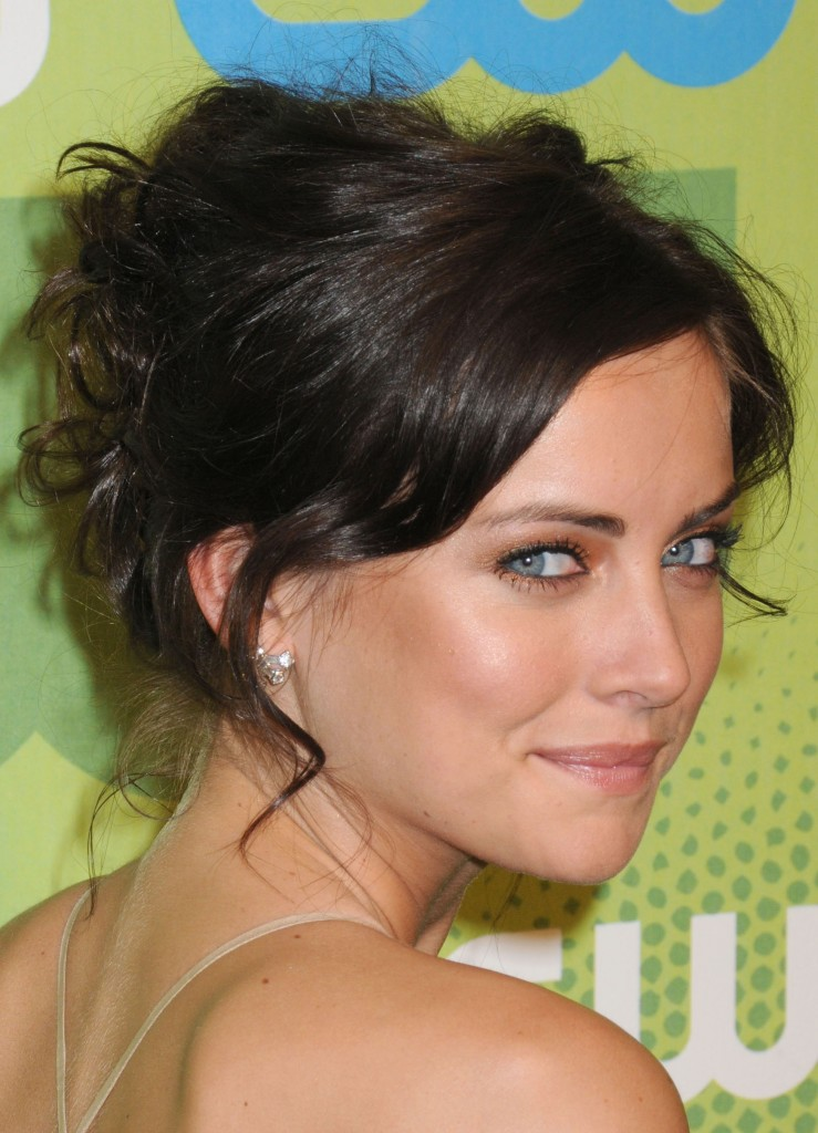 Wedding Updo Hairstyles Celebrity Hairstyles Curly Hairstyles