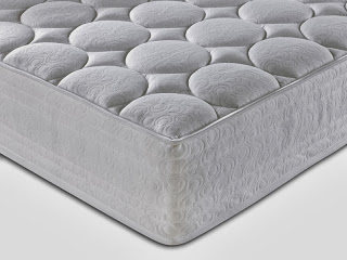 Memory Foam Mattress, quilted cover