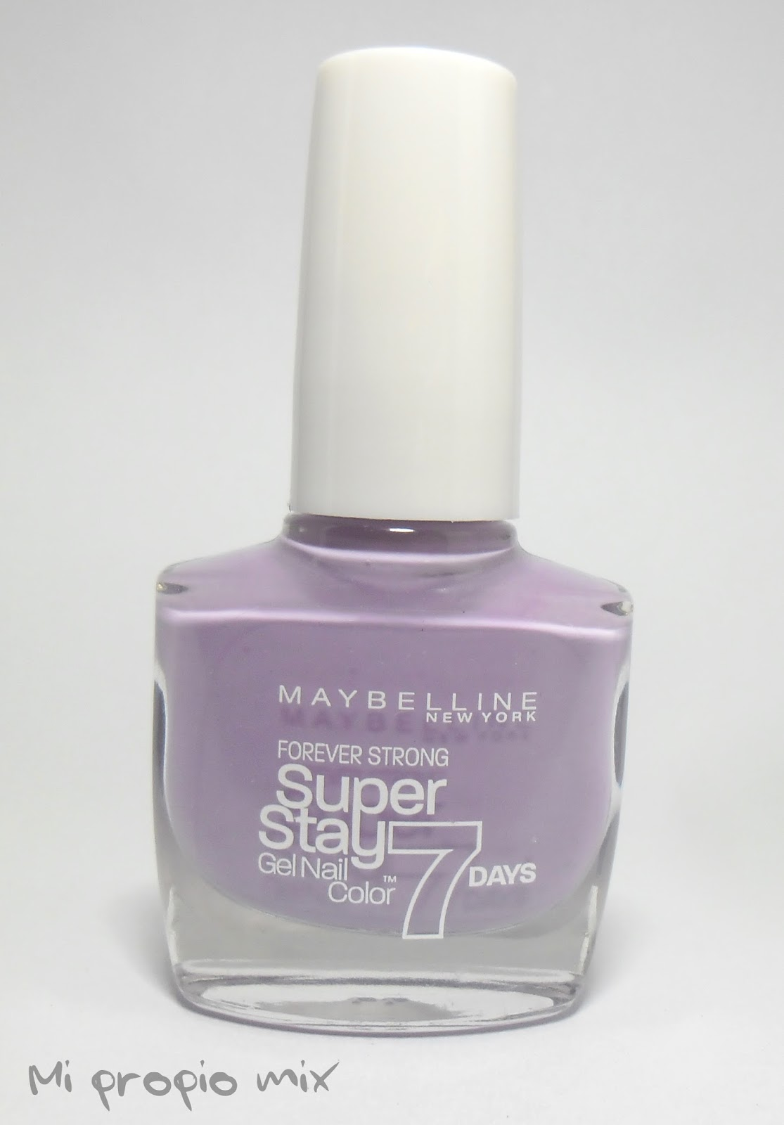 Eternal Lilac Maybelline SuperStay