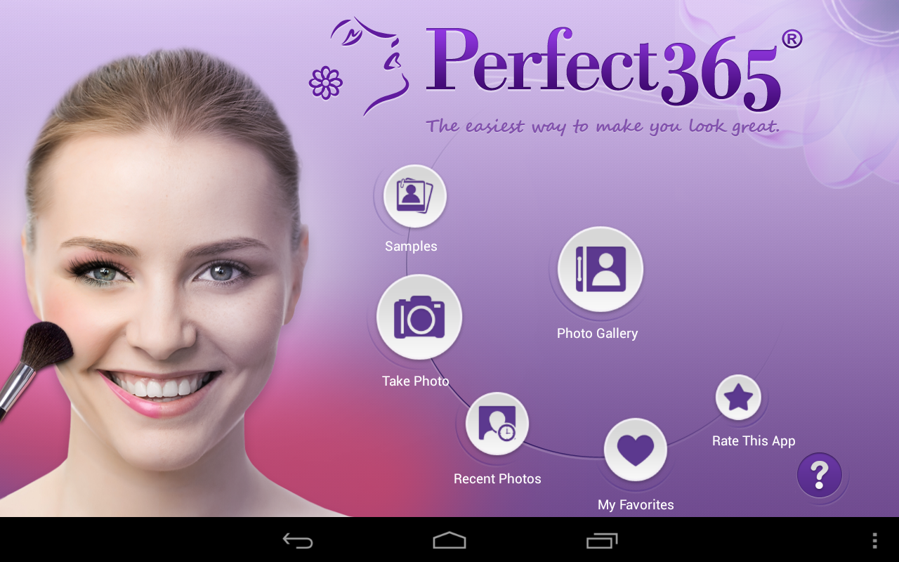 Blog Moda e Unha: Aplicativo Perfect365