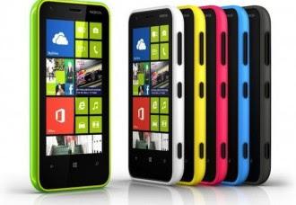 Nokia lance le Lumia 620