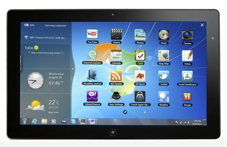 Price of Series 7 Slate, PC Tablet Windows Specifications and Review