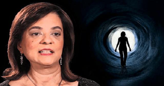 Η γυναίκα που κλόνισε τον κόσμο: επέστρεψε από μια άλλη διάσταση με ένα μήνυμα!