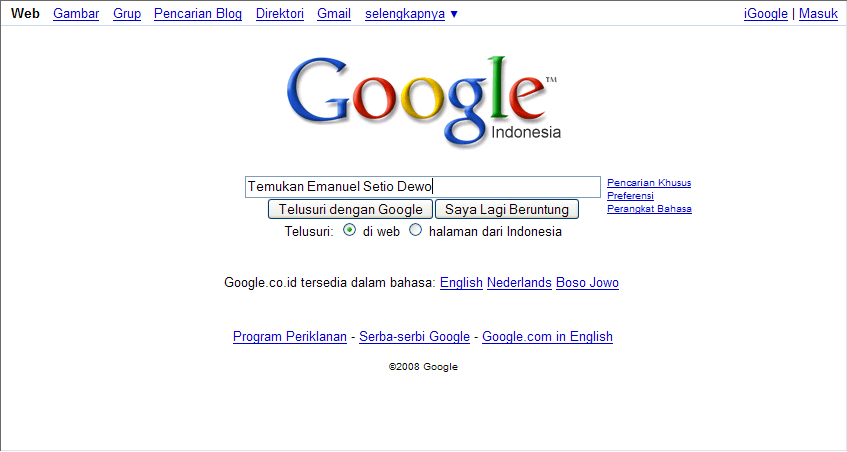 Cara Memasukkan Foto Ke Google