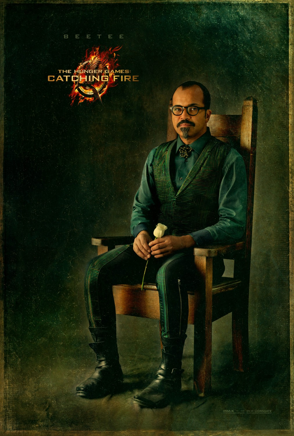 10 Character Posters of The Hunger Games 2 Catching Fire : Teaser ...