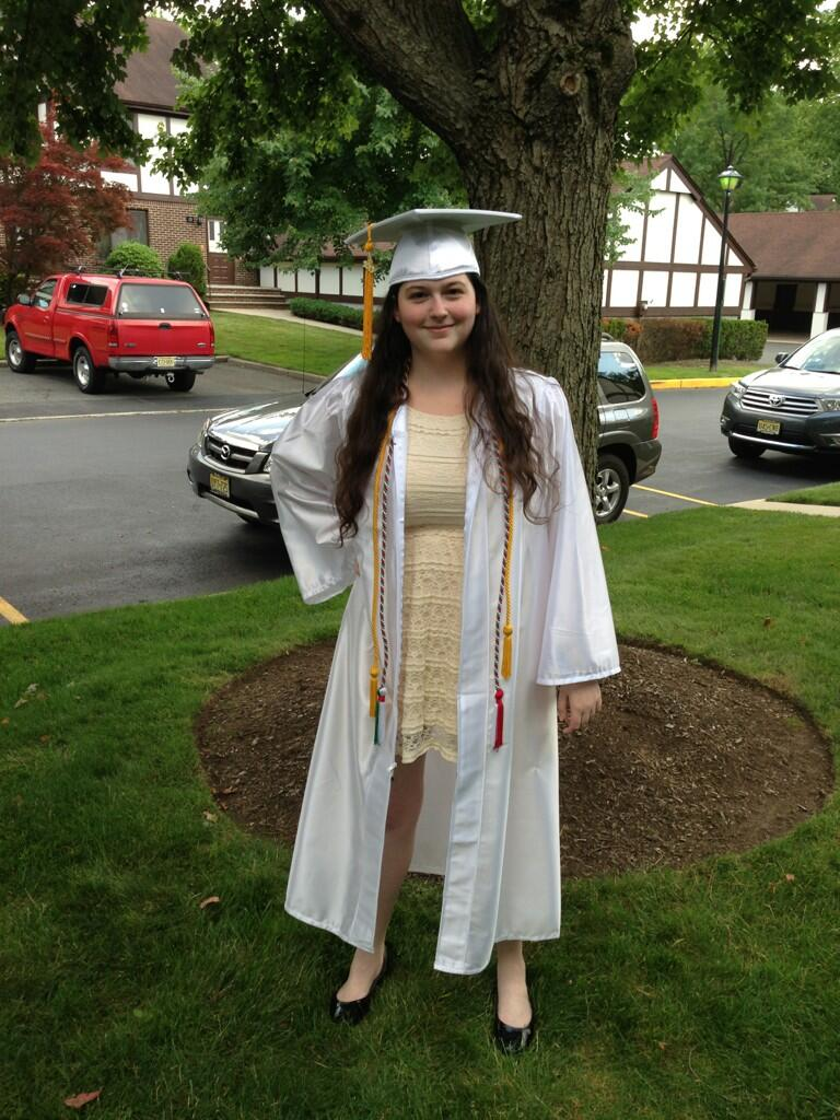 White Dresses To Wear Under Graduation Gown - Plus Size Dresses