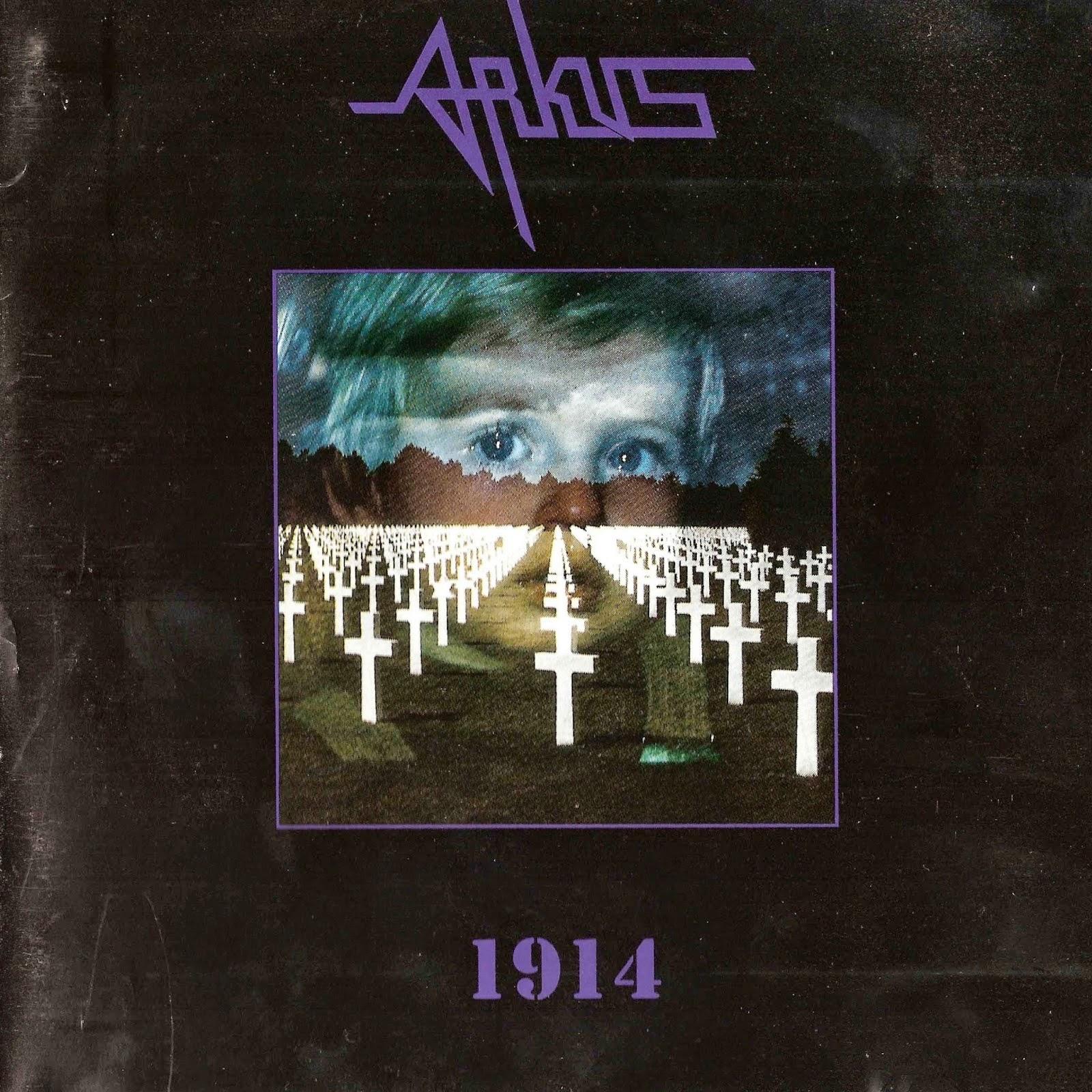 """""""Arkus"""" foi uma banda holandesa oriunda de Utrecht, formada em algum momento da década de 70, tendo uma boa atividade em shows ao vivo durante esse tempo. Em 1981 """"Arkus""""(com """"Frans Smits"""" nos vocais/guitarra, """"Ron Willems"""" na guitarra, """"Jan-Henk Wiggelinkhuizen"""" no órgão e sintetizadores, """"John Bouwman"""" no baixo/vocais e """"Erik van Duin"""" na bateria/vocal) entrou nos estúdios SR em Bodegraven, trabalhando duro por seis dias, para gravar seu álbum de estréia com músicas inspiradas pelo poeta holandês """"Bert Voeten"""". O resultado foi o álbum chamado de """"1914"""", lançado como um trabalho independente.  Envolvido em uma atmosfera muito sensível, """"Arkus"""" possui um trabalho orientado ao rock Sinfônico, com ênfase em toques de guitarra suave, solos melódicos e elaborados arranjos. Levemente parecido e influenciado por """"Camel"""" com solos dramáticos em uma seção rítmica sólida em background. Os trabalhos de teclado de """"Wiggelinkhuizen"""" ficam em segundo plano, assim, enchendo os espaços vazios para os guitarristas e ocasionalmente oferecendo algumas passagens prazerosas. Os agradáveis vocais em Inglês e a banda se entregam com coração e emoção em um estilo sensível. A banda logo foi abandonada pelo empresário com grandes dívidas financeiras em suas costas e isso acabou retardando sua carreira, embora tenha continuado tocando em concertos. Em 1993, num momento em que retornavam, """"1914"""" foi reeditado em formato de CD pela """"SI Músic"""" com duas faixas bônus gravadas em seus primeiros dias. Um CD Independente chamado """"Win or Loose"""" (ganhar ou perder) surgiu em 1991, em 2003 um terceiro álbum, chamado """"Two of a Kind"""", surgiu seguindo a mesma fórmula do segundo. Nenhum desses dois fizeram muito impacto, porém """"Win or Loose"""" de 1991, em particular, parece ser um CD impossível de se encontrar atualmente. Parece que """"Arkus"""" ainda é uma constante preocupação para os fãs, ao menos, se alguns comentários no YouTube podem ser confiáveis, este projeto no momento parece estar em segundo plano para """