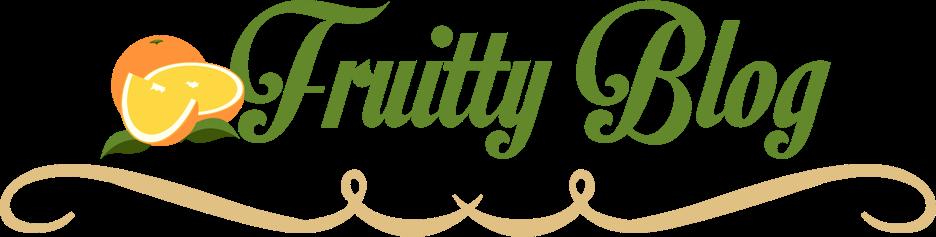 Fruitty Blog