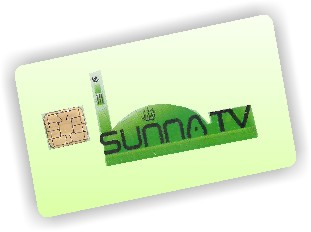 SUNNA TV SMART CARD