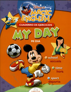 My Day - Magic English Disney